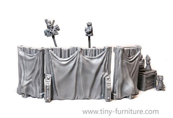 Punch and Judy puppet show / Puppentheater